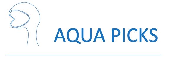 Aqua picks
